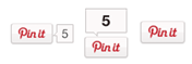 Pin It Buttons for Websites