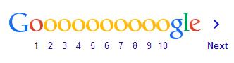 google-pagination