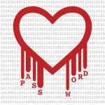 Heartbleed with Binary Code and Password Text